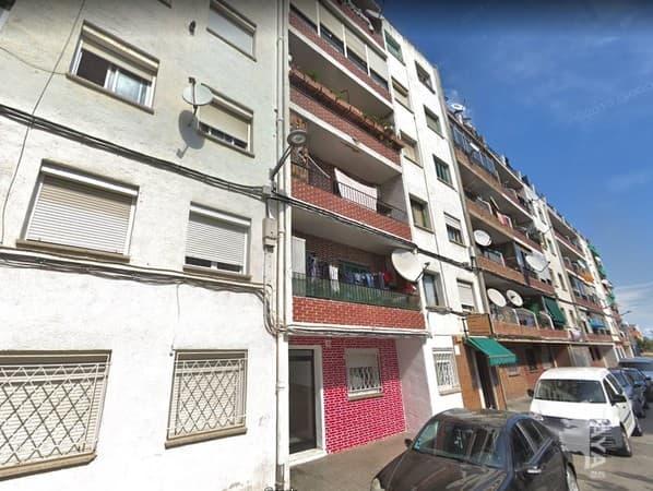 Piso en venta en Poblenou, Pineda de Mar, Barcelona, Calle Jaume I, 67.700 €, 3 habitaciones, 1 baño, 70 m2