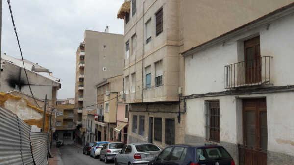 Piso en venta en Molina de Segura, Murcia, Calle Pizarro, 42.381 €, 3 habitaciones, 1 baño, 101 m2