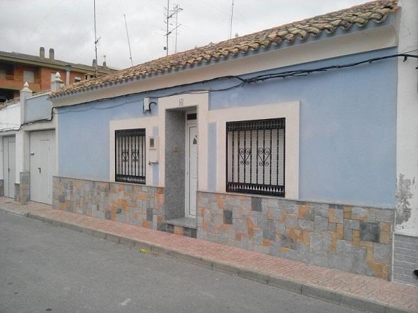 Casa en venta en Caudete, Caudete, Albacete, Calle Poeta Manuel Bañon Muñoz, 71.724 €, 4 habitaciones, 2 baños, 150 m2