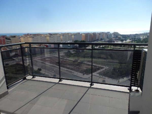 Piso en venta en Moncofa, Castellón, Calle Generalitat, 90.300 €, 2 habitaciones, 1 baño, 72 m2