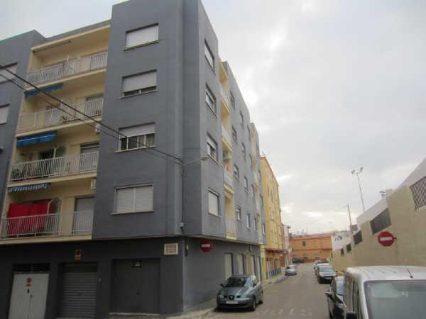 Piso en venta en Pego, Alicante, Calle Ausias March, 45.800 €, 3 habitaciones, 1 baño, 104 m2