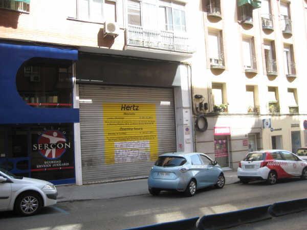 Parking en venta en Madrid, Madrid, Calle Batalla del Salao, 35.000 €, 31 m2