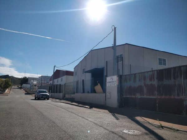 Industrial en venta en Industrial en Jumilla, Murcia, 162.000 €, 698 m2