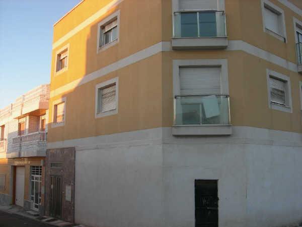 Piso en venta en Vera, Almería, Calle Juan Ramon Jimenez, 63.800 €, 3 habitaciones, 1 baño, 83 m2