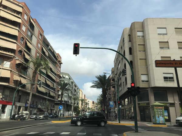 Piso en venta en El Canal, Elche/elx, Alicante, Calle Hilarion Eslava, 37.800 €, 4 habitaciones, 1 baño, 98 m2