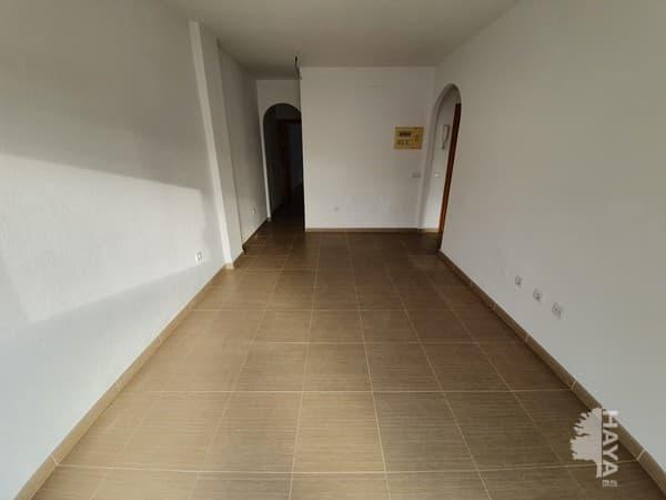 Piso en venta en Los Depósitos, Roquetas de Mar, Almería, Calle Felix, 54.200 €, 2 habitaciones, 1 baño, 58 m2