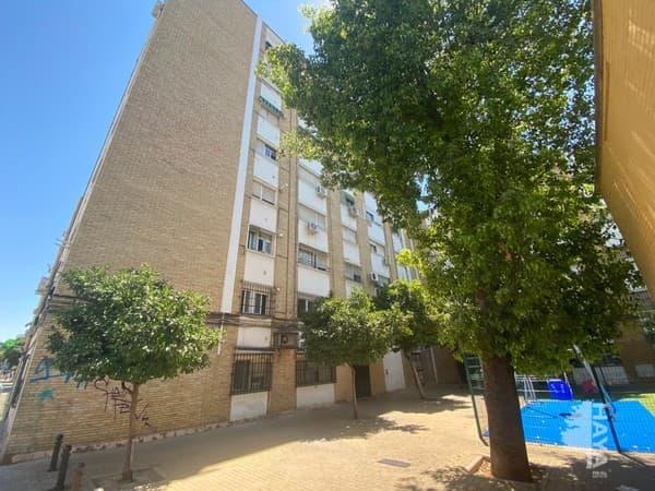 Piso en venta en Distrito Macarena, Sevilla, Sevilla, Calle Romero, 55.900 €, 2 habitaciones, 1 baño, 55 m2