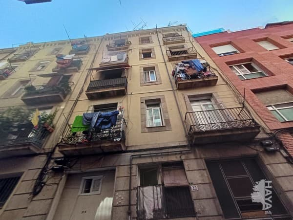 Piso en venta en Ciutat Vella, Barcelona, Barcelona, Calle Santa Madrona, 126.400 €, 2 habitaciones, 1 baño, 47 m2