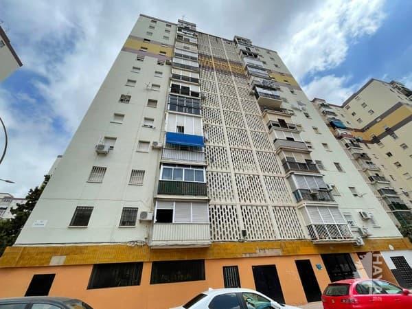 Piso en venta en Palma-palmilla, Málaga, Málaga, Calle Eresma, 49.700 €, 3 habitaciones, 1 baño, 84 m2