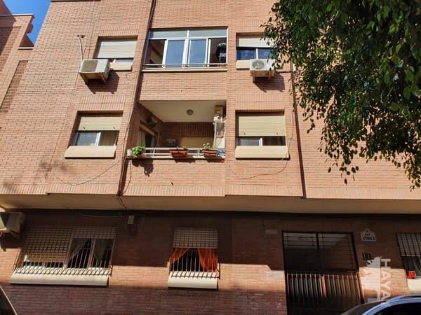 Piso en venta en Villa Blanca, Almería, Almería, Calle Damaso Alonso, 90.700 €, 3 habitaciones, 1 baño, 88 m2