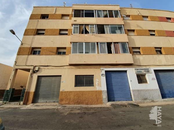 Piso en venta en Piso en Roquetas de Mar, Almería, 61.200 €, 98 m2