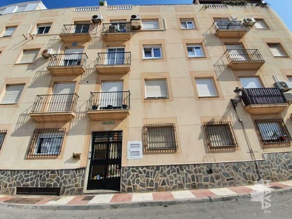 Piso en venta en Roquetas de Mar, Almería, Calle Sol, 55.900 €, 3 habitaciones, 2 baños, 92 m2