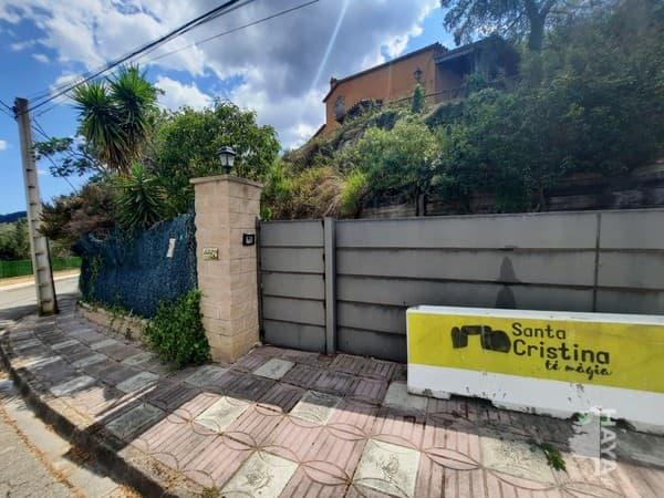 Casa en venta en Mas Marcó, Santa Cristina D`aro, Girona, Urbanización de Vall Repòs, 312.000 €, 3 habitaciones, 2 baños, 198 m2