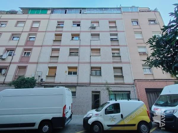 Piso en venta en L` Hospitalet de Llobregat, Barcelona, Calle Naranjos, 106.200 €, 3 habitaciones, 1 baño, 59 m2