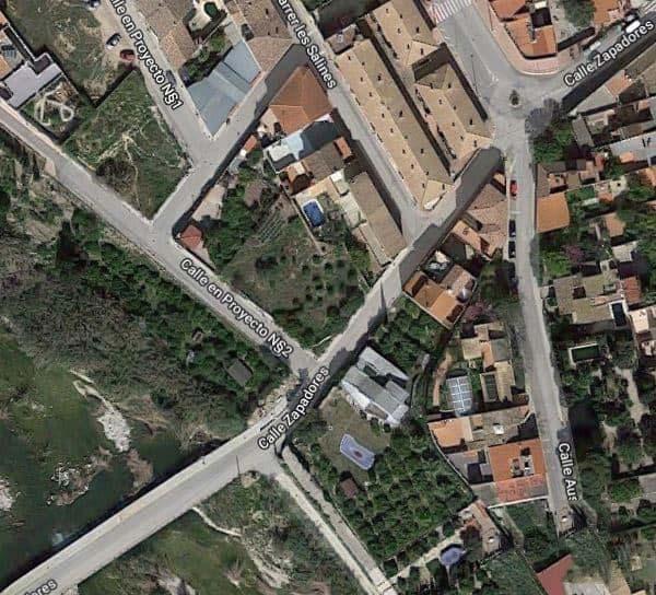 Suelo en venta en Suelo en Valencia, Valencia, 433.965 €, 898 m2