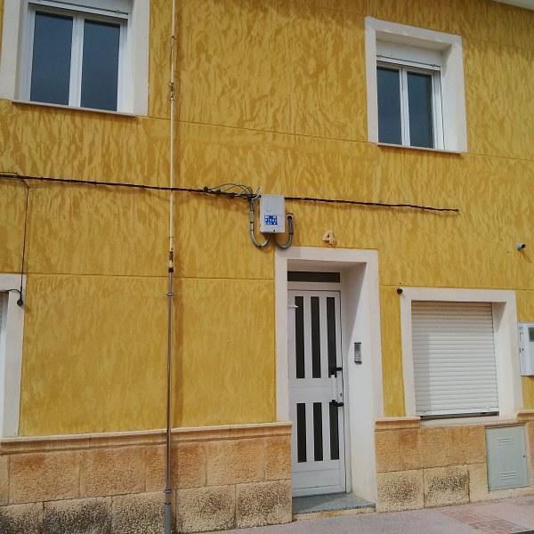 Piso en venta en Caudete, Albacete, Calle San Luis, 29.900 €, 4 habitaciones, 1 baño, 124 m2