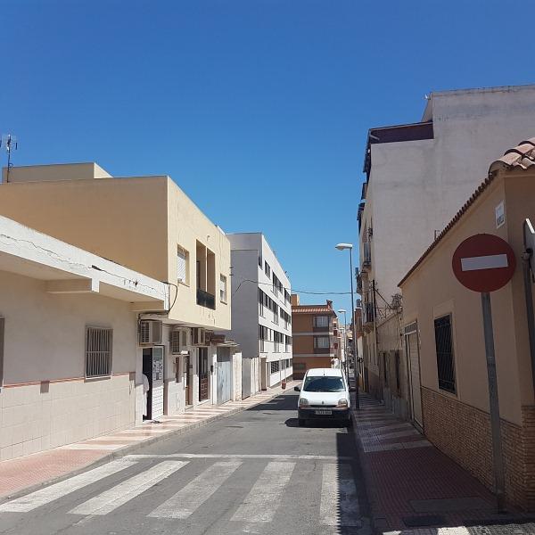 Piso en venta en Los Depósitos, Roquetas de Mar, Almería, Calle Santa  Isabel, 52.000 €, 2 habitaciones, 1 baño, 83 m2