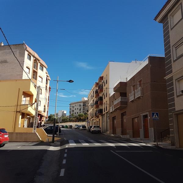 Piso en venta en Macael, Almería, Calle Cervantes, 68.000 €, 3 habitaciones, 2 baños, 102 m2