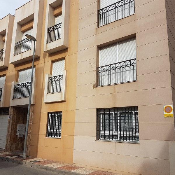 Piso en venta en Roquetas de Mar, Almería, Calle Sorolla, 63.000 €, 2 habitaciones, 1 baño, 84 m2