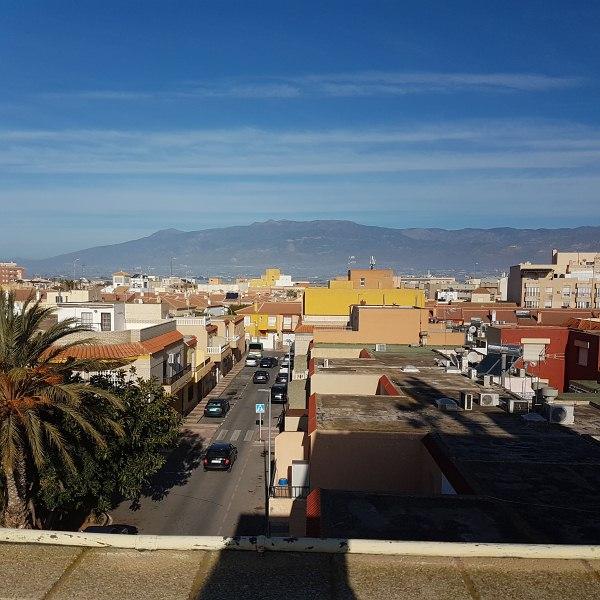 Piso en venta en Roquetas de Mar, Almería, Calle Bubion, 80.000 €, 2 habitaciones, 1 baño, 83 m2