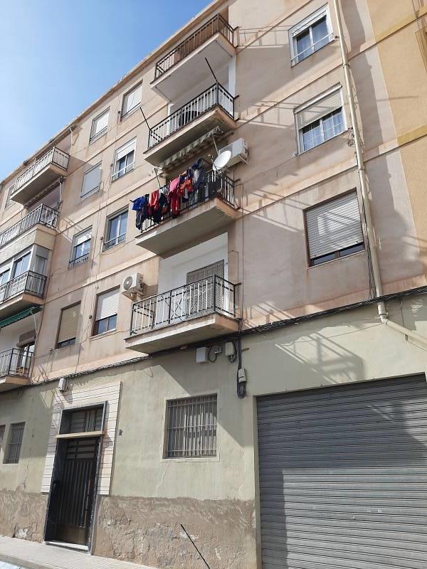Piso en venta en Novelda, Novelda, Alicante, Calle Carrer José Noguera, 48.000 €, 3 habitaciones, 108 m2