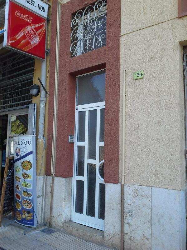 Piso en venta en Tortosa, Tarragona, Avenida Generalitat, 44.000 €, 2 habitaciones, 1 baño, 93 m2