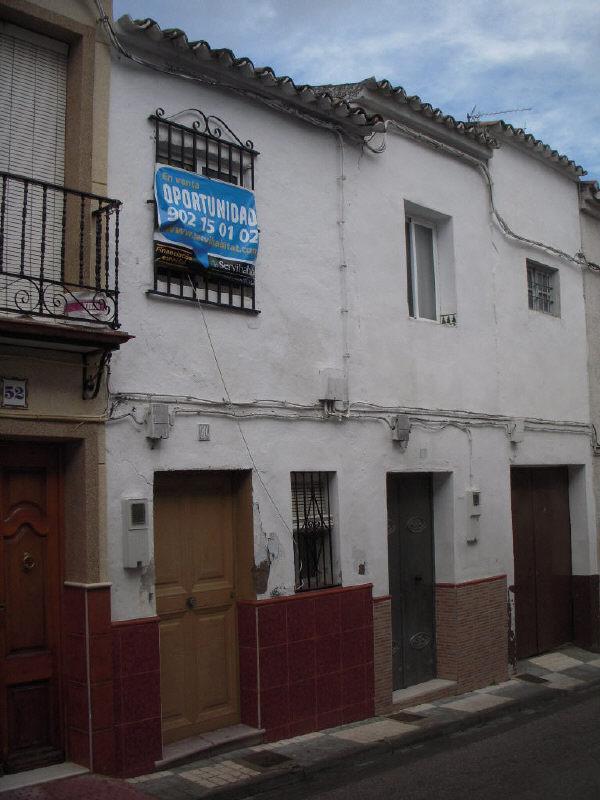 Piso en venta en Piso en El Saucejo, Sevilla, 40.000 €, 4 habitaciones, 105 m2