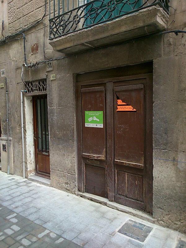 Piso en venta en Piso en Tortosa, Tarragona, 36.600 €, 3 habitaciones, 1 baño, 118 m2