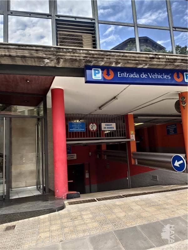 Parking en venta en Centre Històric de Manresa, Manresa, Barcelona, Calle Pompeu Fabra, 126.800 €, 470 m2