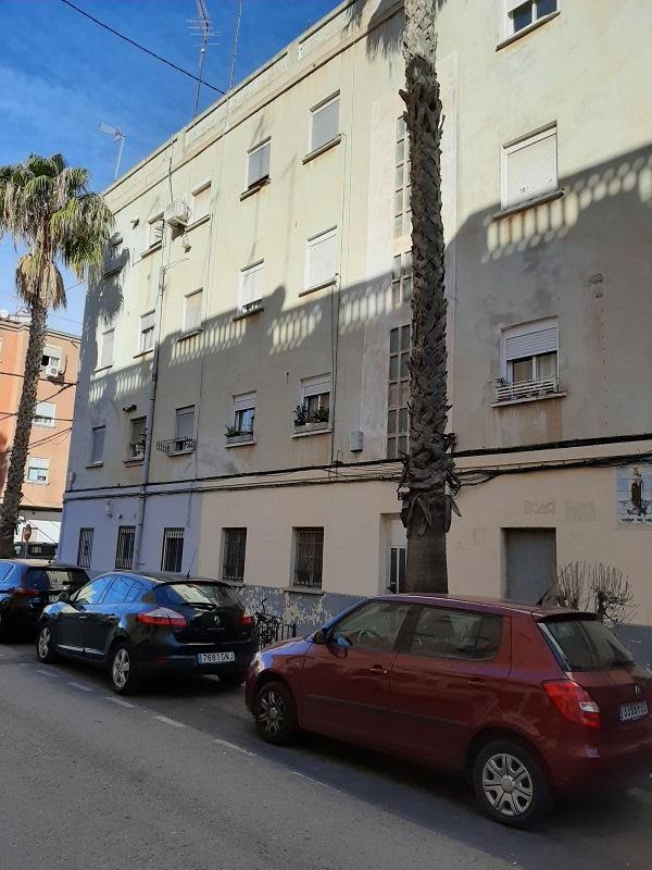 Piso en venta en Piso en Manises, Valencia, 59.000 €, 1 habitación, 1 baño, 55 m2
