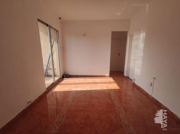 Piso en venta en Piso en Sant Boi de Llobregat, Barcelona, 80.200 €, 3 habitaciones, 1 baño, 53 m2