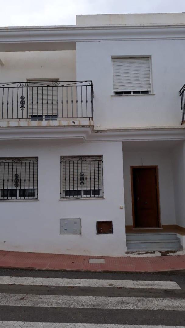Casa en venta en El Almendral, Gérgal, Almería, Calle Cruz de Mayo, 65.800 €, 4 habitaciones, 1 baño, 187 m2