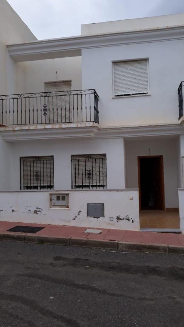 Casa en venta en Oliveros, Gérgal, Almería, Calle Cruz de Mayo, 50.800 €, 4 habitaciones, 1 baño, 187 m2