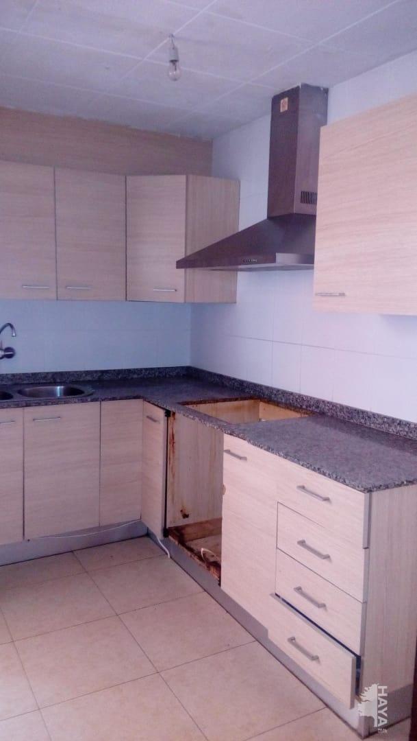 Piso en venta en Colonia Segarra, la Vall D`uixó, Castellón, Plaza España, 59.800 €, 5 habitaciones, 2 baños, 119 m2