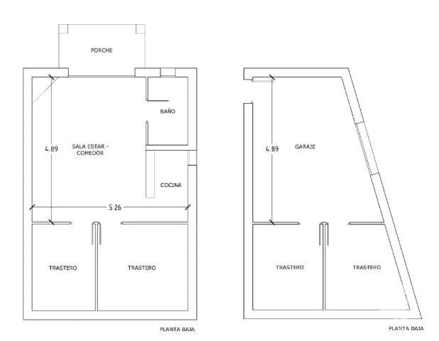 Casa en venta en Urbanització Vallbonica, Piera, Barcelona, Calle Garbi, 81.100 €, 4 habitaciones, 1 baño, 92 m2