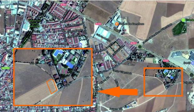 Suelo en venta en Suelo en Tomelloso, Ciudad Real, 117.000 €, 3900 m2