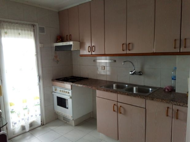 Piso en venta en Cal Rota, Berga, Barcelona, Calle Santa Eulalia, 80.000 €, 3 habitaciones, 1 baño, 92 m2
