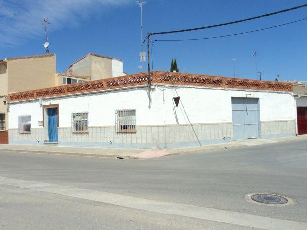 Casa en venta en Argamasilla de Alba, Argamasilla de Alba, Ciudad Real, Calle la Solana, 85.000 €, 4 habitaciones, 1 baño, 220 m2