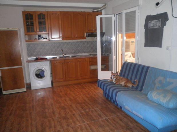 Piso en venta en Piso en Tomelloso, Ciudad Real, 33.000 €, 1 habitación, 1 baño, 50 m2