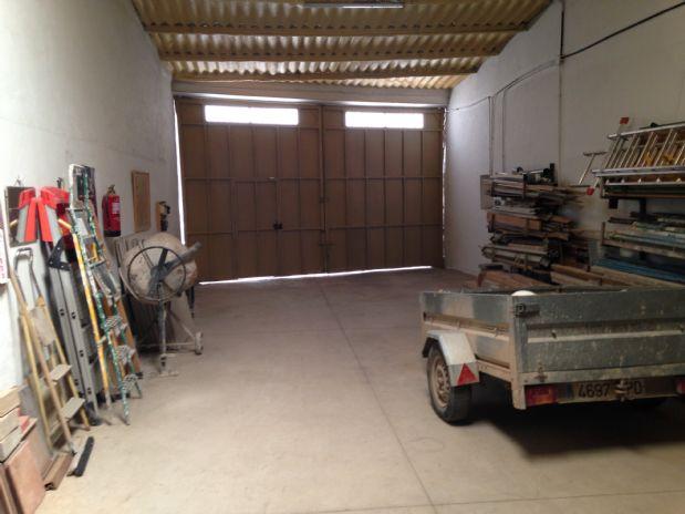 Industrial en venta en Industrial en Tomelloso, Ciudad Real, 142.140 €, 340 m2