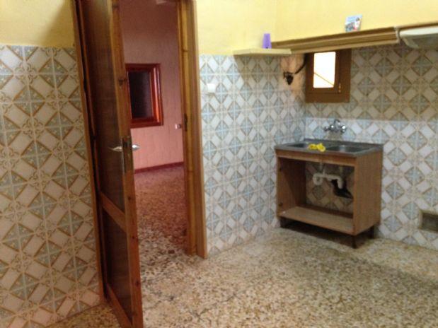 Casa en venta en Casa en Tomelloso, Ciudad Real, 49.000 €, 7 habitaciones, 1 baño, 260 m2