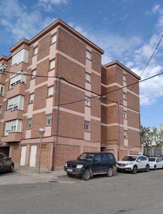 Piso en venta en Piso en Les Borges Blanques, Lleida, 42.600 €, 3 habitaciones, 1 baño, 74 m2