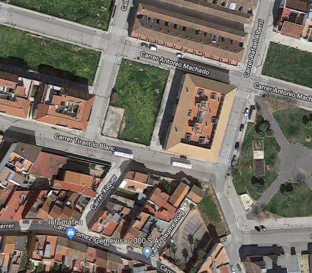 Suelo en venta en Suelo en la Pobla Llarga, Valencia, 375.350 €, 2346 m2