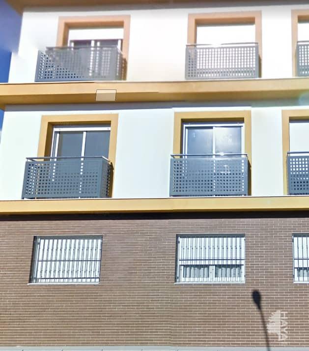 Piso en venta en El Parador de la Hortichuelas, Roquetas de Mar, Almería, Calle Indalo, 61.300 €, 2 habitaciones, 1 baño, 51 m2