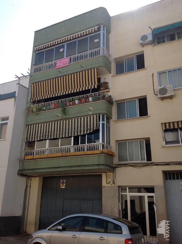 Piso en venta en San Roque, Badajoz, Badajoz, Calle Francisco Rguez Bermejo, 55.000 €, 2 habitaciones, 1 baño, 68 m2
