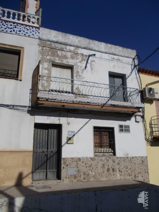 Casa en venta en Barriada Virgen de la Cabeza, Andújar, Jaén, Calle Muñoz Seca, 72.000 €, 4 habitaciones, 1 baño, 225 m2