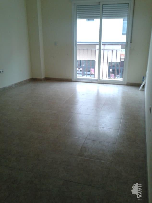Piso en venta en Albox, Almería, Calle Medico J Miralles Jimenez, 61.200 €, 3 habitaciones, 1 baño, 102 m2