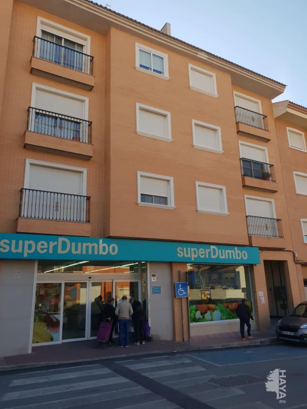 Piso en venta en Las Arboledas, Archena, Murcia, Calle Vicente Aleixandre, 84.300 €, 2 habitaciones, 1 baño, 98 m2
