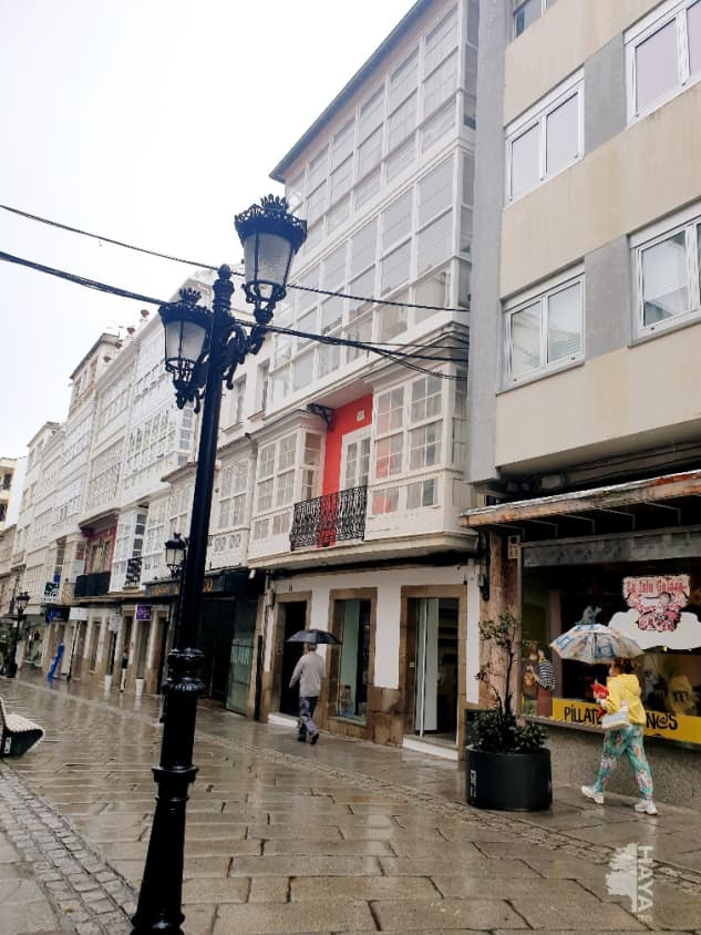 Piso en venta en Ferrol, A Coruña, Calle Galiano, 136.600 €, 3 habitaciones, 1 baño, 145 m2