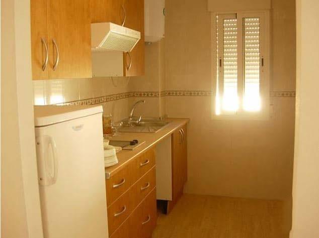 Piso en venta en Garrucha, Almería, Calle Alfonso Xiii, 52.400 €, 2 habitaciones, 2 baños, 71 m2